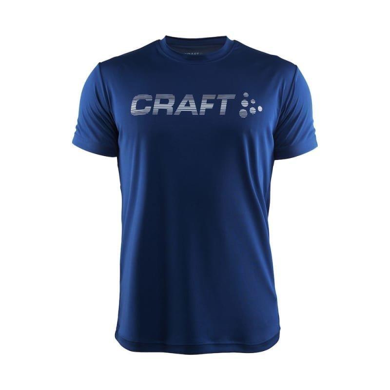 Craft Prime Logo Tee Men's S Deep