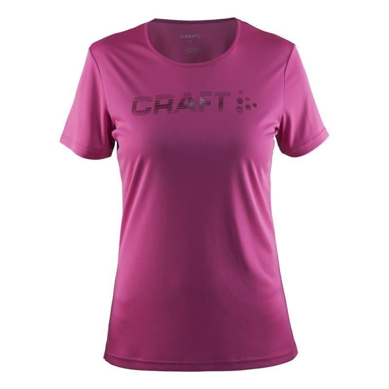 Craft Prime Logo Tee Women's S Smoothie