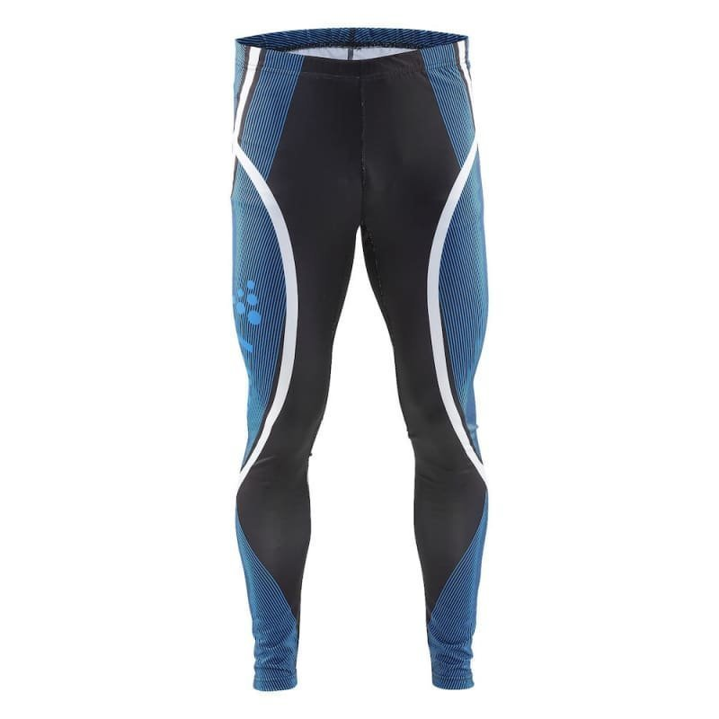 Craft Race Tight M S Black/Pacific/White