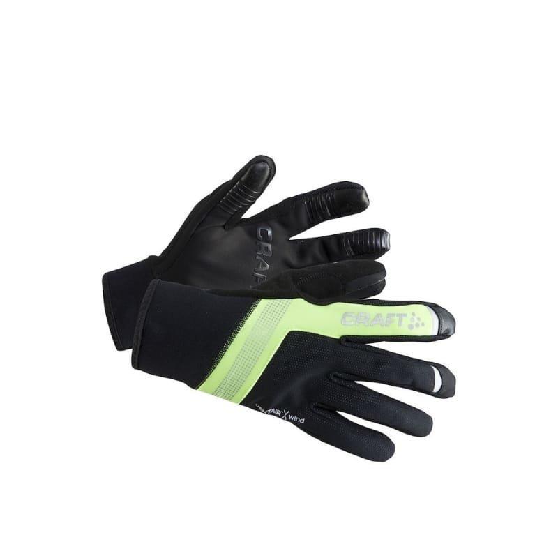 Craft Shelter Glove 8 Black/Flumino