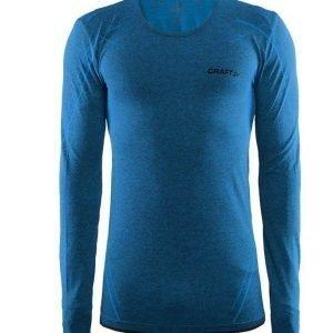 Craft active Comfort pitkähihainen aluspaita sininen
