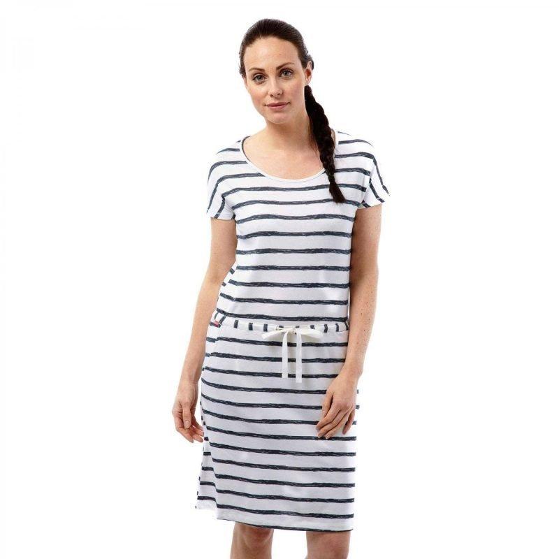 Craghoppers Nosilife Bailly Dress Women's Valkoinen 8