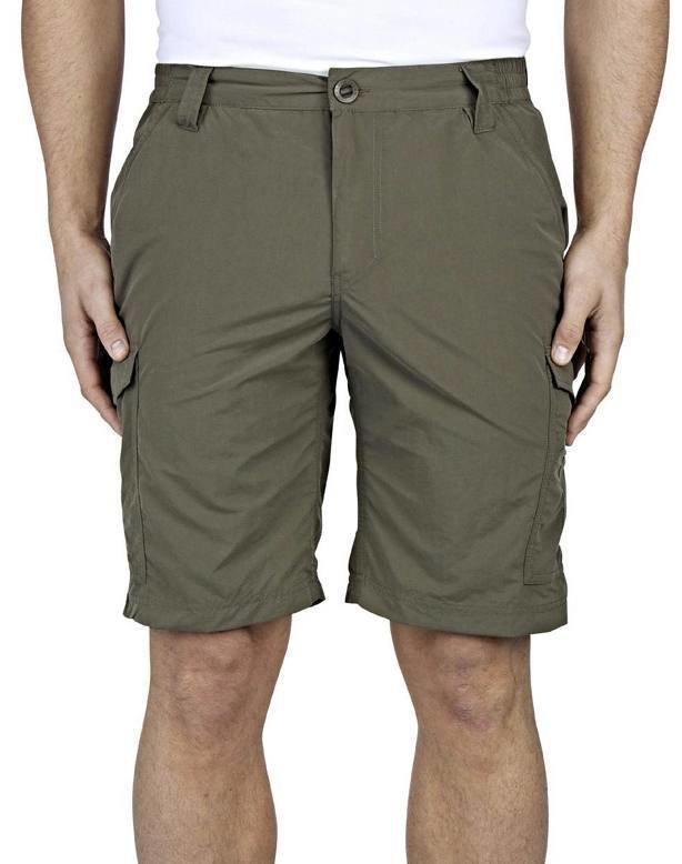 Craghoppers Nosilife Cargo Shorts Oliivi 40