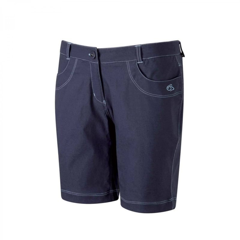 Craghoppers Nosilife Clara Shorts Navy 8