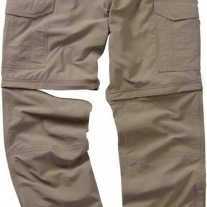 Craghoppers Nosilife Convertible Trousers Beige 34