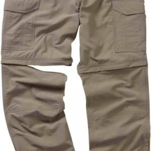 Craghoppers Nosilife Convertible Trousers Beige 36