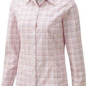 Craghoppers Nosilife Khahi LS Shirt Vaaleanpunainen 8