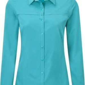 Craghoppers Nosilife Pro LS Womens Shirt Turkoosi 14