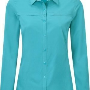 Craghoppers Nosilife Pro LS Womens Shirt Turkoosi 18