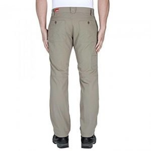 Craghoppers Nosilife Stretch Trousers Long Beige 34