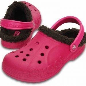 Crocs Baya Lined Pinkki USM 6