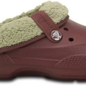 Crocs Blitzen II Clog Tummanpunainen 5