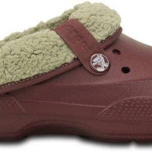 Crocs Blitzen II Clog Tummanpunainen 8