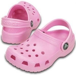 Crocs Classic Kids Pinkki C10