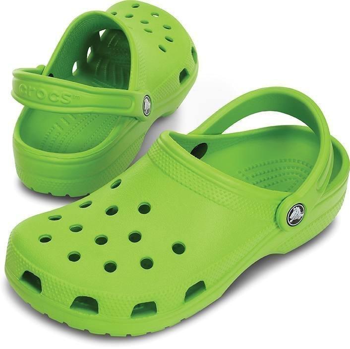 Crocs Classic Vaaleanvihreä USM 5
