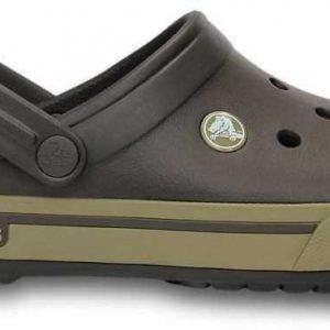 Crocs Crocband II.5 Ruskea USM 5