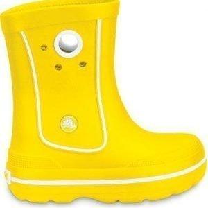 Crocs Crocband Jaunt Jr Keltainen C10