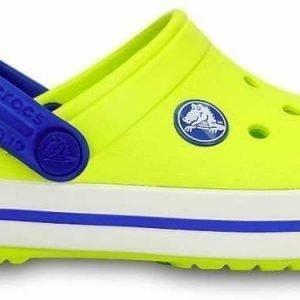 Crocs Crocband Kids Clog Citrus J3