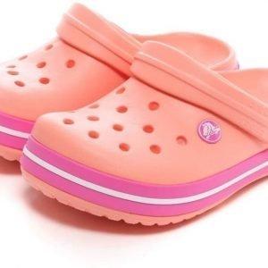 Crocs Crocband Kids Clog Melon C10