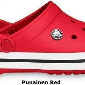 Crocs Crocband Punainen USM 7