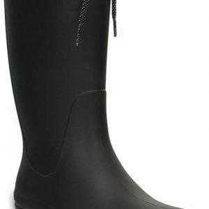 Crocs Freesail Rain Boot Women's Musta USW 6