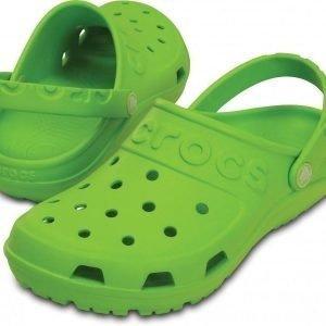 Crocs Hilo Clog Vaaleanvihreä USM 7