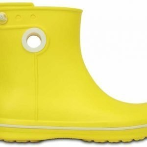 Crocs Jaunt Shorty Boot Lemon USW 10