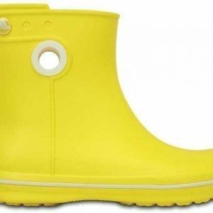 Crocs Jaunt Shorty Boot Lemon USW 5