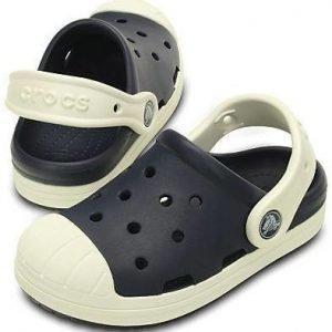 Crocs Kids Bump It Clog Navy C8
