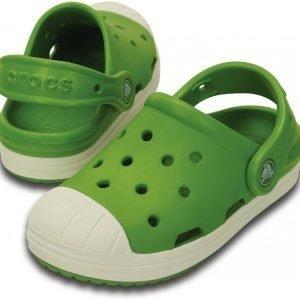 Crocs Kids Bump It Clog Parrot C9
