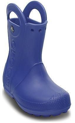 Crocs Kids Handle It Rain Boot Sininen J1