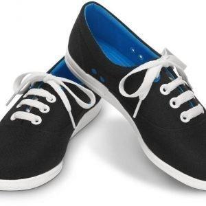 Crocs LoPro Long Vamp Plim Sneaker Musta USW 6