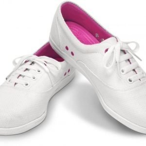 Crocs LoPro Long Vamp Plim Sneaker Valkoinen USW 5