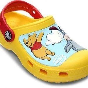 Crocs Winnie The Pooh Keltainen C12