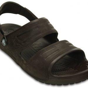 Crocs Yukon 2-Strap Ruskea USM 7