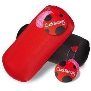 Cuddlebug niskatyyny punainen