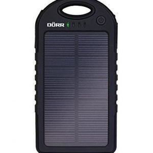 Dörr Solar Powerbank SC-5000 aurinkopaneeli