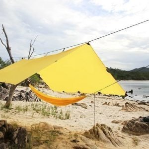 DD Hammocks Superlight Tarp Oliivinvihreä