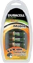 DURACELL CEF23P Mobile Active Charger laturi