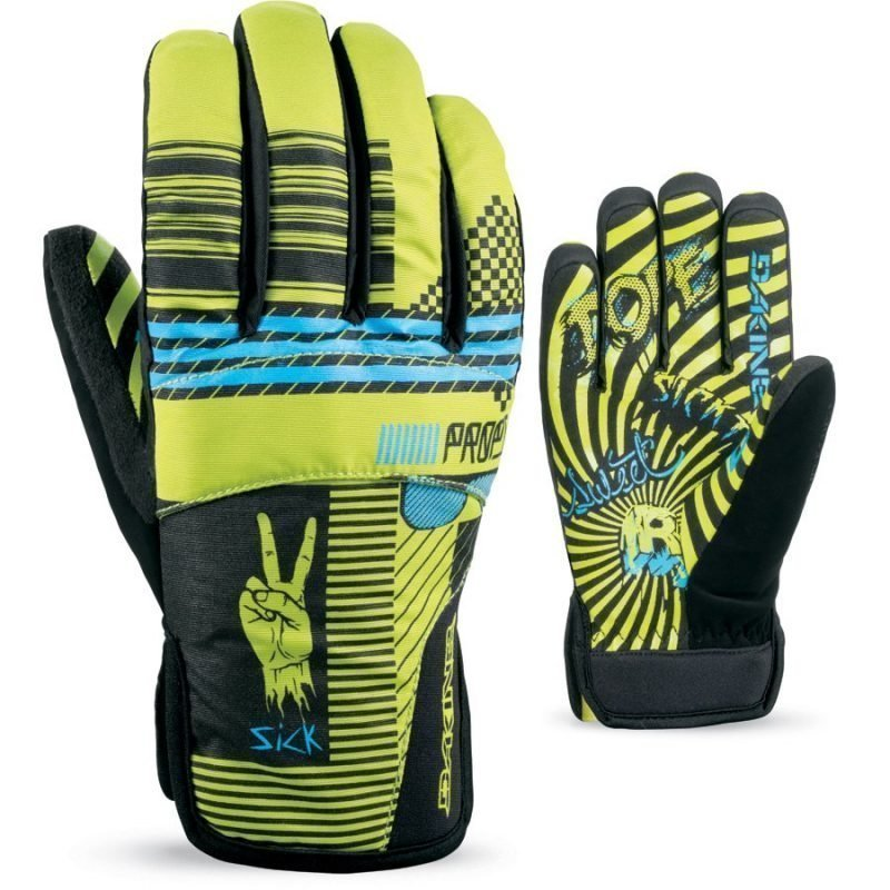 Dakine Crossfire Glove riptionary