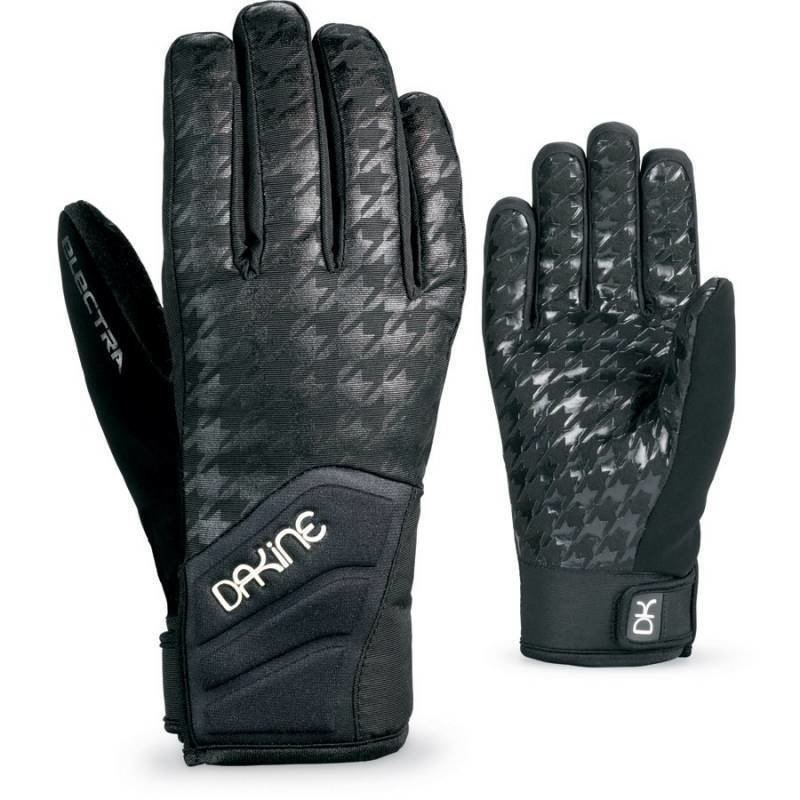 Dakine - Electra Glove girls houndstooth