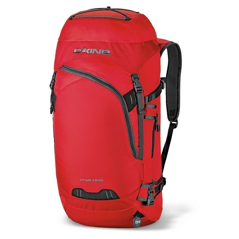 Dakine Poacher red