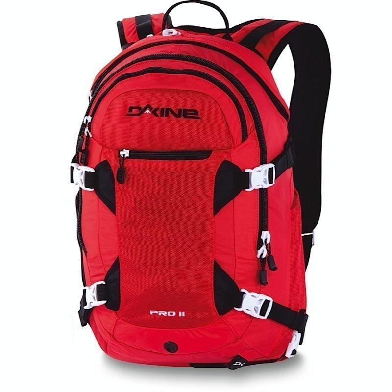 Dakine Pro II 26L red
