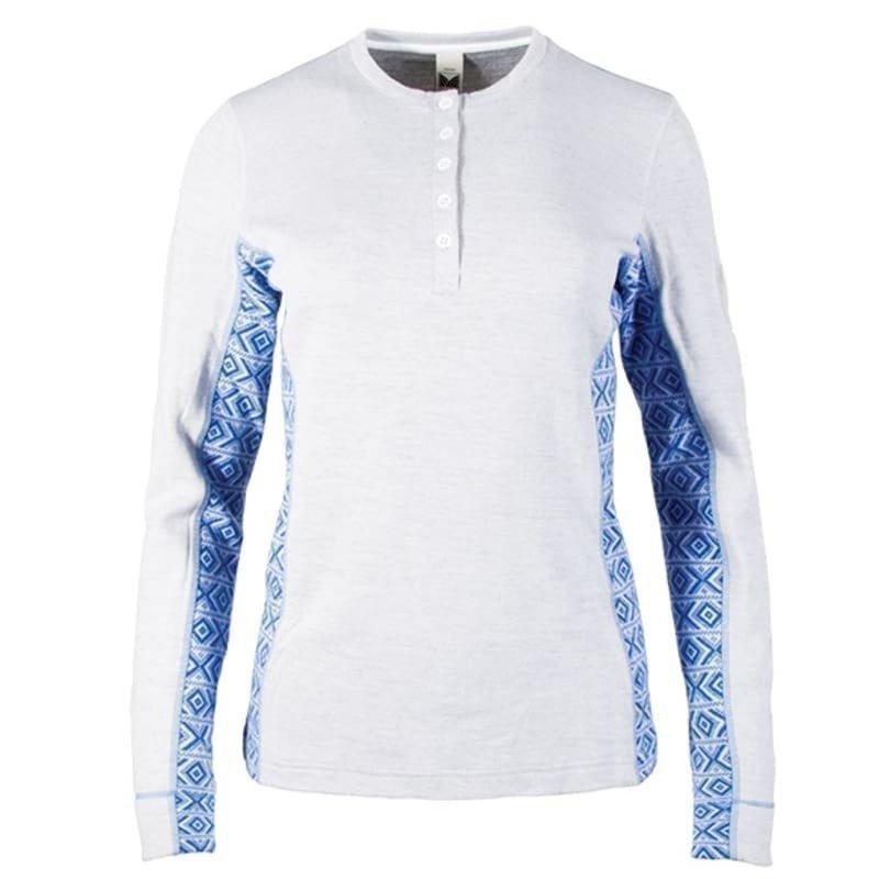 Dale of Norway Bykle Feminine Sweater M White