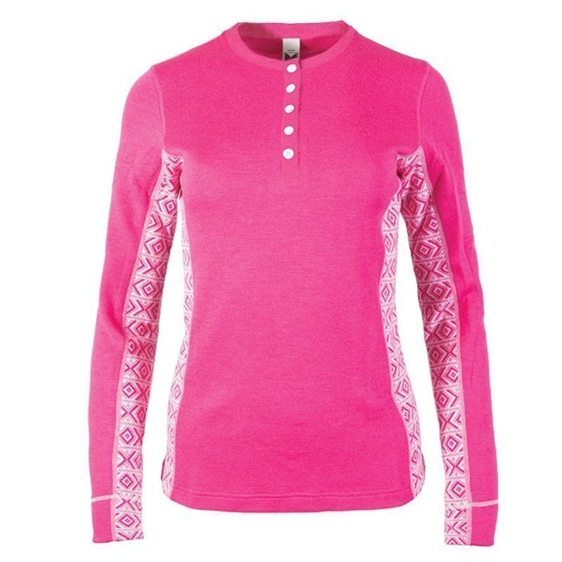 Dale of Norway Bykle Feminine Sweater S Allium