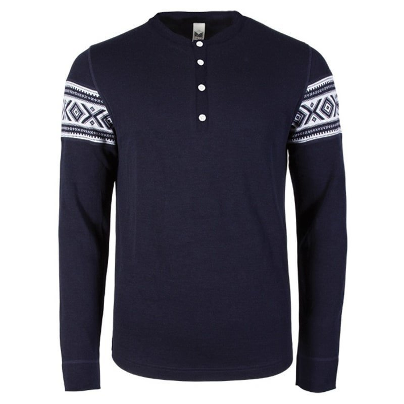 Dale of Norway Bykle Masculine Sweater M Navy