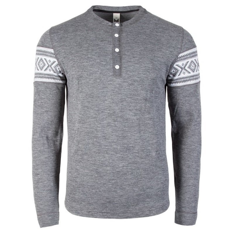 Dale of Norway Bykle Masculine Sweater M Smoke