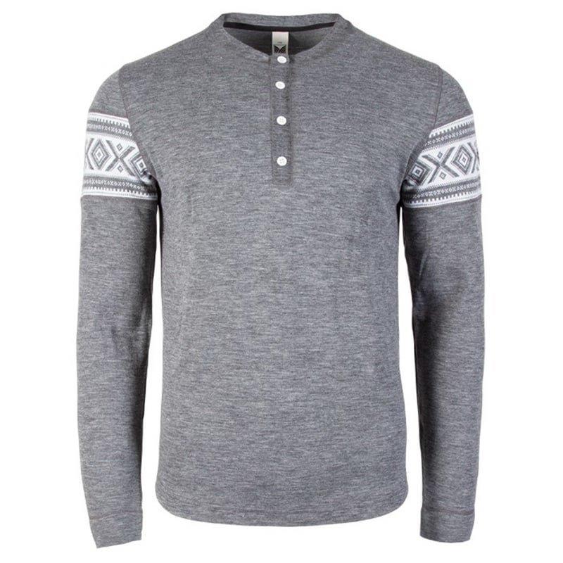 Dale of Norway Bykle Masculine Sweater M Smoke