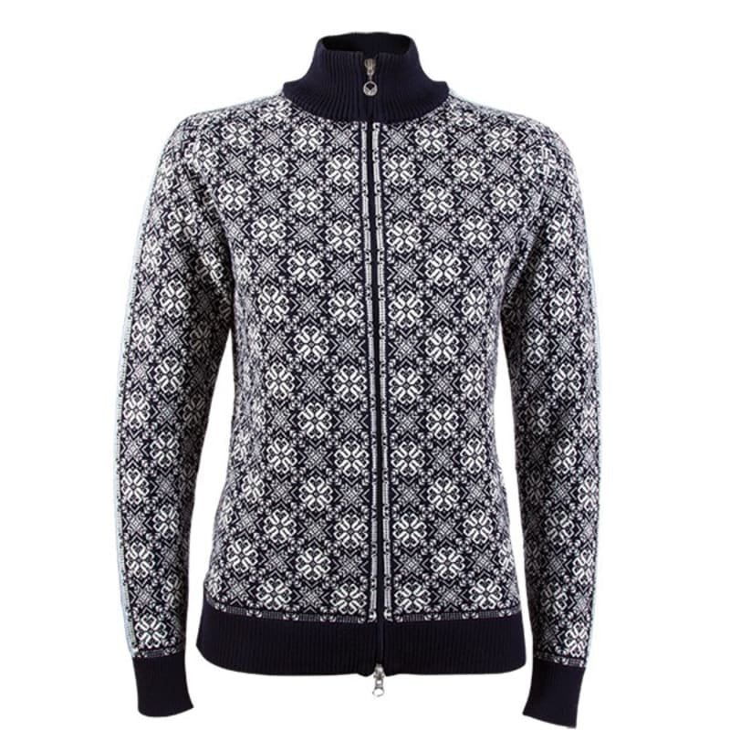 Dale of Norway Frida Feminine Jacket S NAVY/OFF WHITE/GREY MEL./ICE B