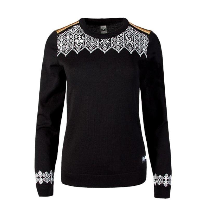 Dale of Norway Lillehammer Feminine Sweater XL Black